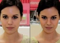 lose weight in your face makeup