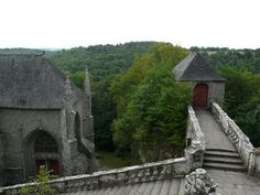Chapelle Sainte Barbe Bretagne