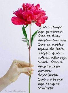 Para você!!