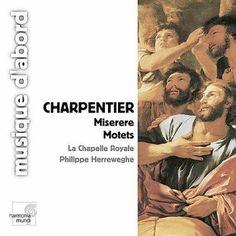 Philippe Herreweghe - Charpentier:Motets