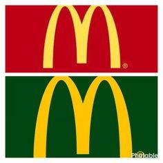 -Labelling- Dit is een voorbeeld van labelling, omdat Mcdonalds het logo heeft veranderd naar groen. Daardoor lijkt het wat gezonder dan als het rood is. Het eten is niet veranderd dus ze proberen te laten zien dat het gezonder is. Het eten is nog net zo slecht als eerst.