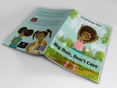 Big Hair, Don't Care - Bestselling Black children's book