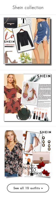 """""""Shein collection"""" by melika11 ❤ liked on Polyvore featuring L'Oréal Paris, MAC Cosmetics, BoonTheShop, Bobbi Brown Cosmetics, Maybelline, Etude House, Goody, Too Faced Cosmetics and Yves Saint Laurent"""