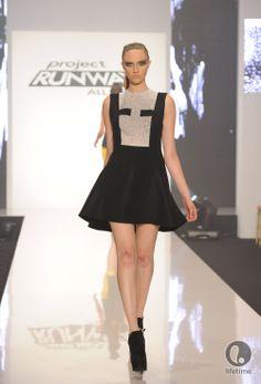 Design by Anthony Ryan Auld <3 #PRAllStars Season 2 #MakeItWork #Fashion