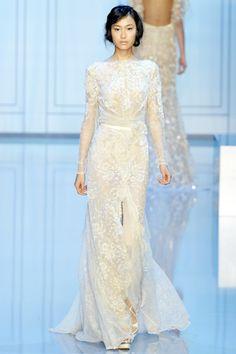 ♥ Ellie Saab Fall 2011 Couture