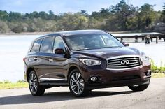 Review: #Infiniti JX offers comfort even in the third row