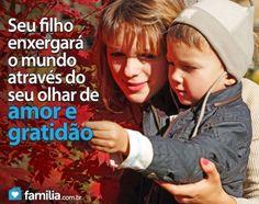 Familia.com.br | Como ensinar bons princípios aos seus filhos pequenos #Principios #Filhos #Educacao