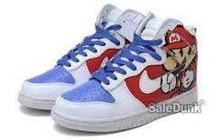 Mario Nike's