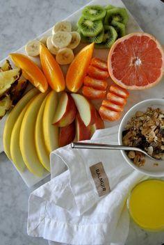 Breakfast by Fabulousthings blog. www.balmuir.com