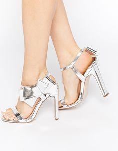 Image 1 ofASOS HYSTERICAL Heeled Sandals