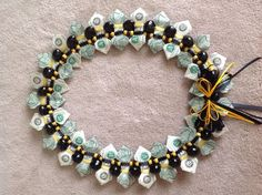 Image result for how to make bow tie money lei
