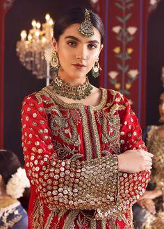 Shadi Dresses, Pakistani Formal Dresses, Pakistani Wedding Outfits, Pakistani Dress Design, Black Bridal Dresses, Wedding Dresses For Girls, Churidar, Anarkali, Lehenga
