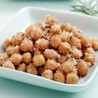 A recipe for crunchy garbanzo beans. Looks like a tasty, healthy snack!