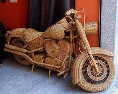 Bamboo bike  www.flowmagazine.gr