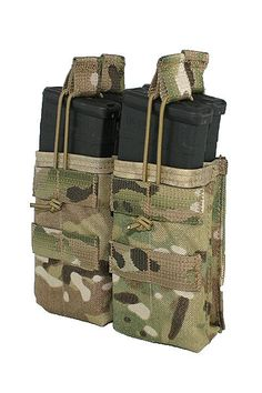 Our Wilde Custom Gear Tactical Nylon 30 round AR 15 magazine pouch is built for a custom fit. Made from Cordura using laser cut MOLLE, they work well with with PMAGS, other polymer magazines, as well as traditional USGI AR 15 magazines. Tactical Equipment, Tactical Gear, Survival Prepping, Survival Gear, Combat Gear, Chest Rig, Pouch Pattern, Military Gear, Airsoft Guns