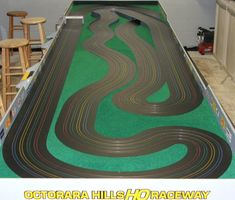 Black roadway version of my Champion Raceway