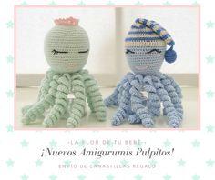 COMPRA AMIGURUMIS CONEJITOS ONLINE EN La Flor de tu Bebé