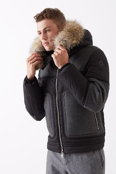 It's never too early to prep for the big chill w/ #Moncler. #SaksMen