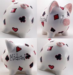 Cool+Piggy+Banks+for+Adults | Unique Piggy Banks - Unique Personalized Piggy Banks