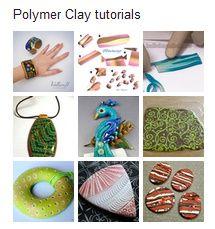 Diane Niviob: Polymer Clay tutorials