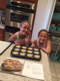 Kid Approved APPLE BANANA MUFFINS and they are GLUTEN FREE and VEGAN too!