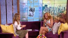 Melissa Rivers sits down with Wendy Williams to talk about her favorite memories of her mother and 'The Book Of Joan.' || youtube​