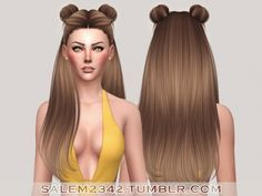 Nightcrawler Hair Galaxy Retexture at Salem2342 via Sims 4 Updates  Check more at http://sims4updates.net/hairstyles/nightcrawler-hair-galaxy-retexture-at-salem2342/