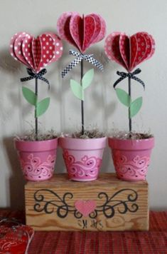 Smart Diy Valentine Craft Decoration Ideas 01