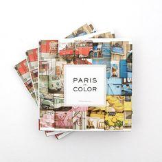 Ejemplar firmado por París en Color por TheParisPrintShop en Etsy