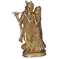 Brass Sculpture Lord Krishna and Radha ancient gifts for all. Buy direct from India online shopping; Brass Sculpture Lord Krishna and Radha ancient gifts for all ; Full satisfaction or full refund guarantee.