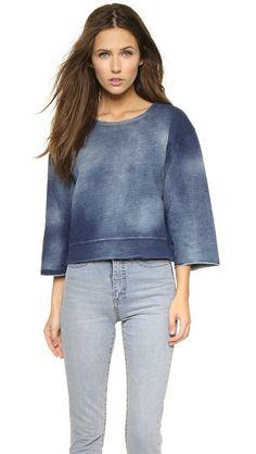 Cheap Monday Strike Sweatshirt