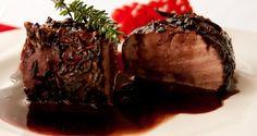Ricetta Filetto di maiale in salsa di Morellino di Scansano e miele di castagno - AromiFragolosi