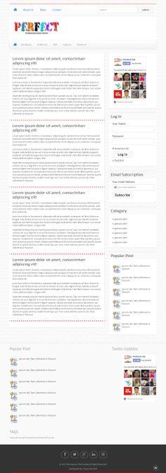 I will develop responsive WordPress blog theme for $5