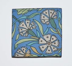 Porcelain tile by Joanna Veevers