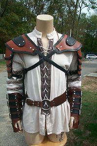 Renaissance Leather Armor