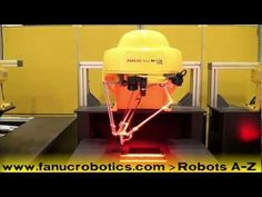 Four-Axis Pick and Place Robot Performs Battery Kitting -- FANUC Robotics - http://www.recue.com/four-axis-pick-and-place-robot-performs-battery-kitting-fanuc-robotics-3/