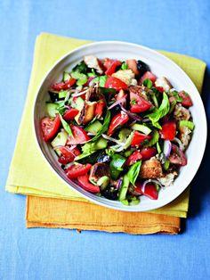 Meat Free Monday Panzanella
