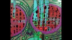 Module Four  Video showing some of the work that was painted by Friedensreich Hundertwasser...love the colors that he chose to use in his works. Some of the paintings are so child like but they tell so much when looking at them.