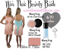 My Big Beauty Bash Giveaway - Stetson K Patton