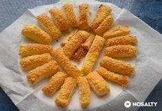 Leveles sajtos rudacskák   NOSALTY
