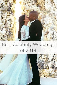 All the latest celebrity wedding news–from J.Lo and ARod's engagement to Sophie Turner and Joe Jonas's surprise Vegas wedding. Celebrity Wedding Dresses, Wedding Dresses 2014, Wedding Dress Styles, Celebrity Weddings, Celebrity Engagement Rings, Celebrity Couples, Romantic Moments, Wedding Moments, Wedding News