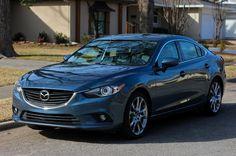 2014 @Mazda USA 6 Zooms to the Top of MidSize Sedans #Mazda6