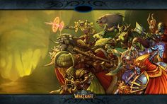 World of Warcraft Horde Awesome World of Warcraft Alliance images online