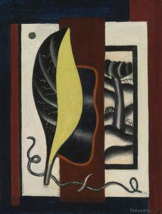 Fernard Léger - 1881 - 1955, 1928/29 Oil on canvas / 65 x 54 /