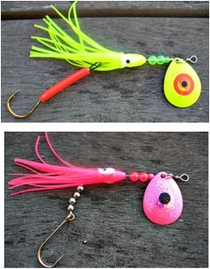 I have been modifying store bought bell body style spinners for quite a number of years with good results on the water. My modifications were in an attempt to turn a spinner intended to be a. Fly Fishing Gear, Fishing Rigs, Walleye Fishing, Fishing Guide, Salmon Fishing, Carp Fishing, Saltwater Fishing, Kayak Fishing, Ice Fishing