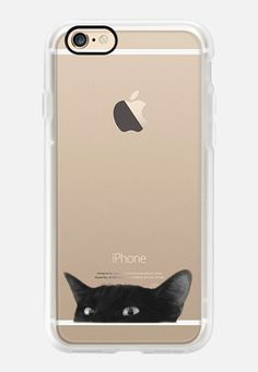 Casetify iPhone 7 Case and Other iPhone Covers - Cat by DejaReve | #Casetify