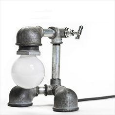 Designers table lamp
