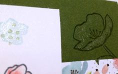 Handmade by Fanny Up, Material, Blog, Handmade, Paper, Die Cutting, Stamps, Hand Made, Blogging