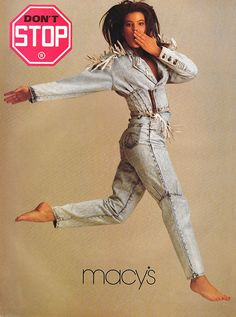 August 1989. 'Don't Stop'