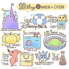 • 日本 || when in chiba